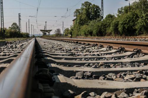 seemed railway line railway station