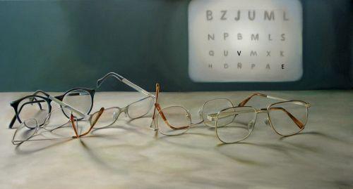 selective myopia glasses eyeglasses