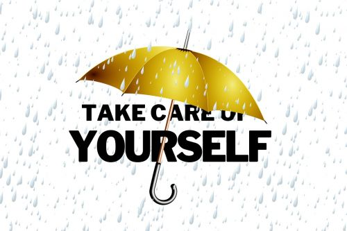 self care umbrella protection