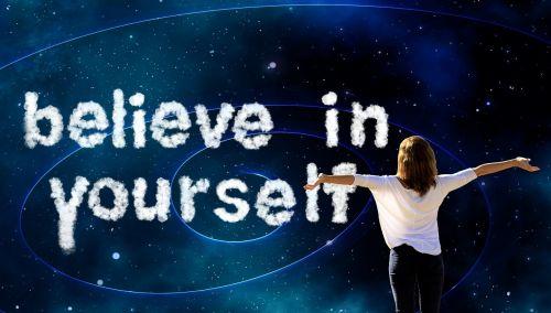 self confidence self-confidence power