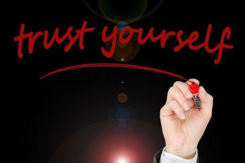 self-confidence self confidence trust