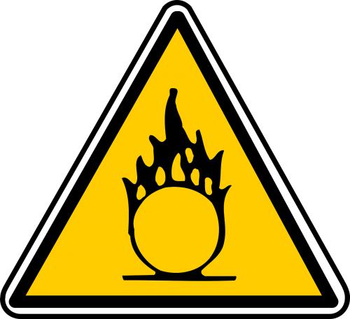 self ignition warning security