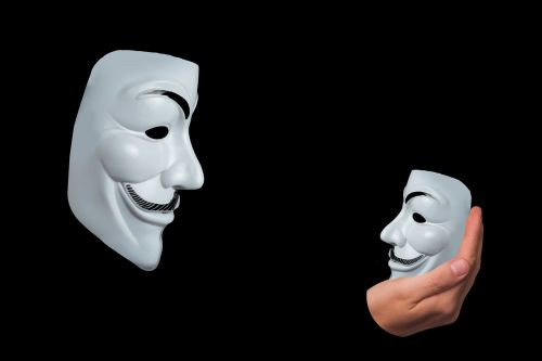 self-knowledge mask anonymous