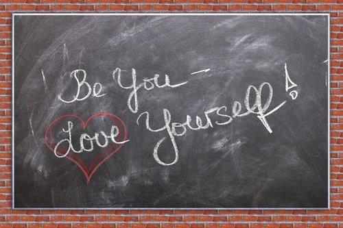 self love  heart  board