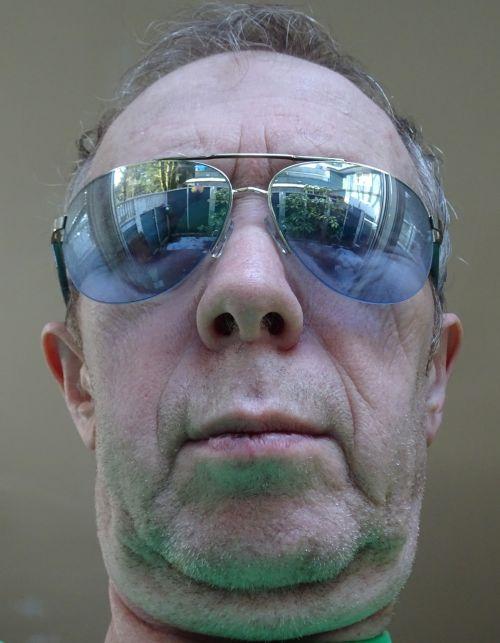 Self Portrait Sony Cybershot