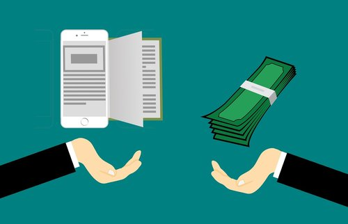 sell  ebook  e-book