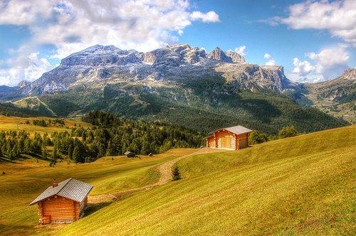 sella  pralongia  alpine