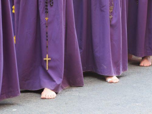 semana santa murcia nazarenos