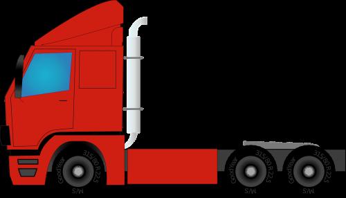 semi trailers truck transport