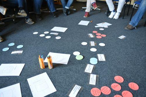 seminar group work brainstorming
