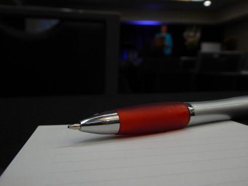 Seminar Note Taking