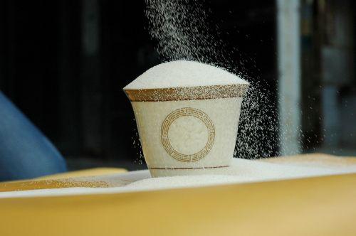 semolina flour granule