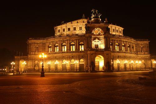 semper opera house dresden opera