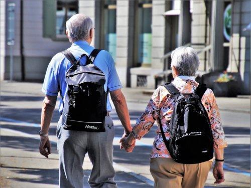 senior  elderly  people