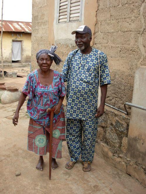 senior citizens seniors africa