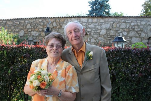 seniors pair oma opa and