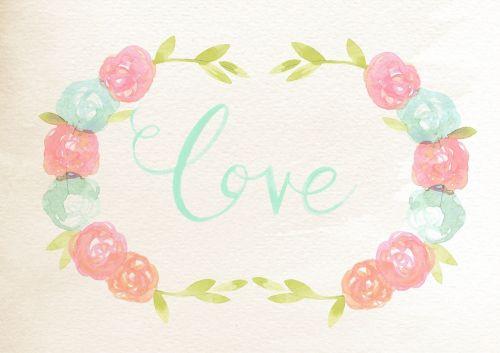 sentiment card rose