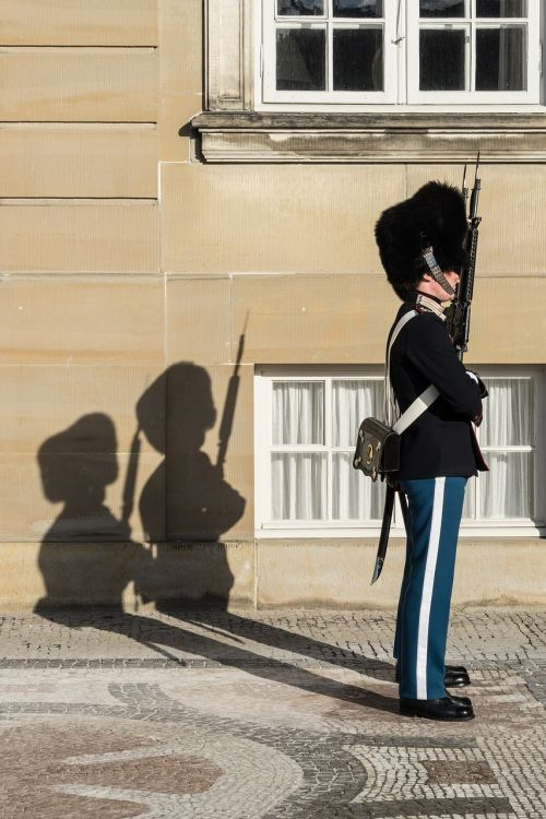 sentry royal life guards guards