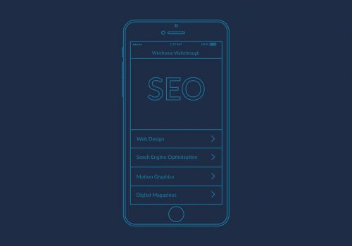 seo digital web design