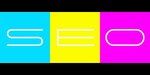 seo search engine optimization logo