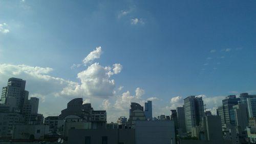 seocho-dong sky building