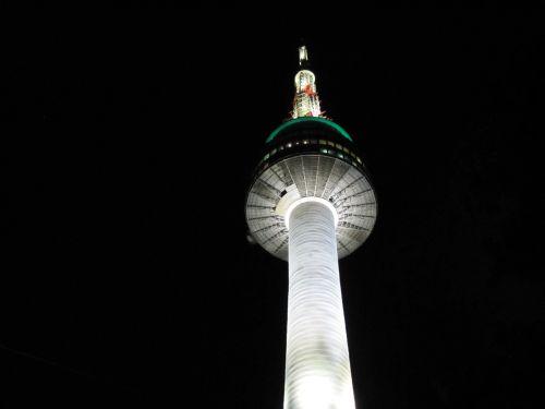 seoul namsan n tower