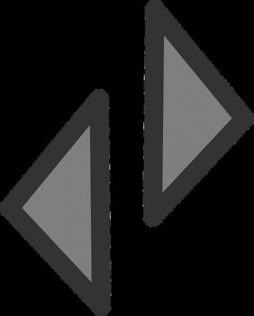 separate alternate back