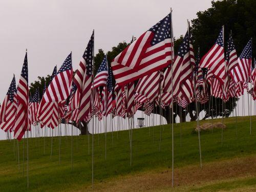 september 11 9-11 flags