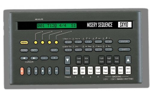 sequencer midi music