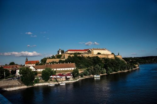 serbia city old