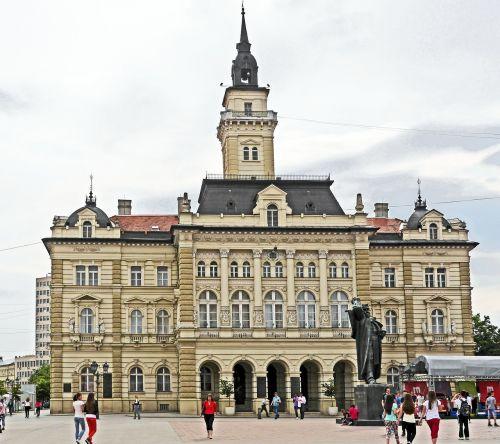serbia novi sad town hall