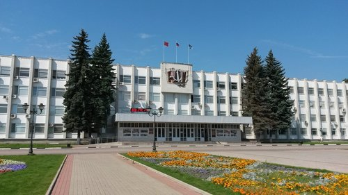 sergiev posad  russia  building