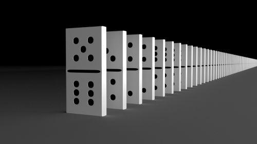 series domino effect stones