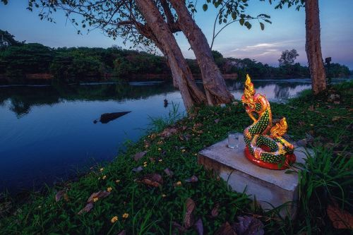 serpent waterfront spectacular