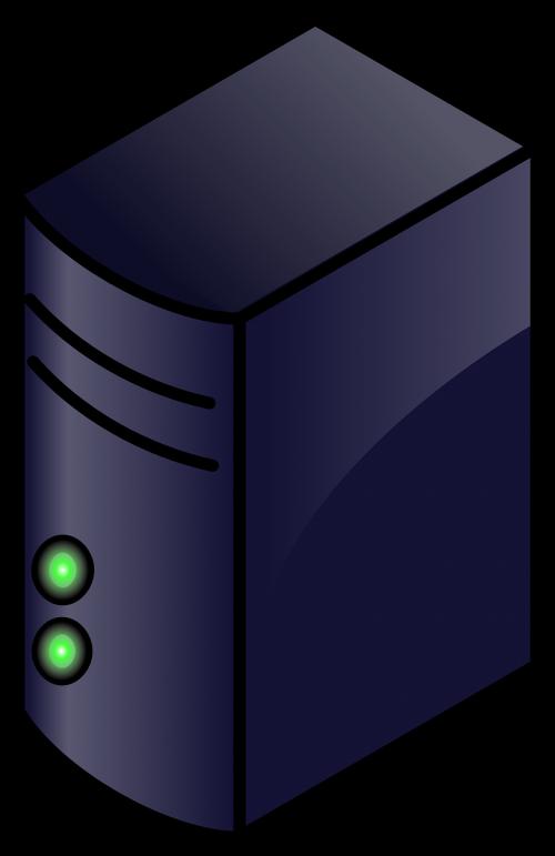 server computer pc