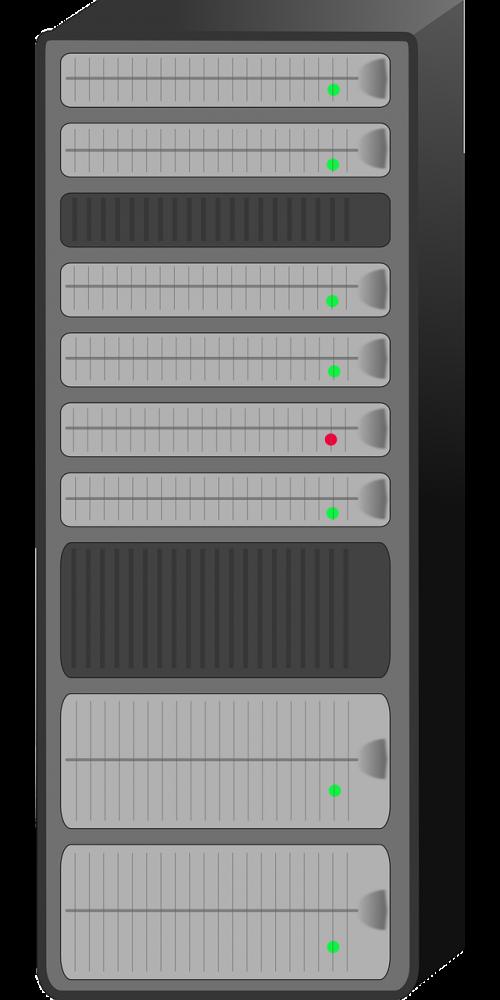 server mainframe computer