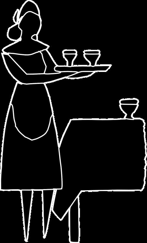 server servant table
