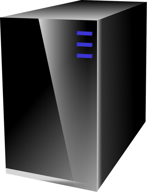 server computer case computer