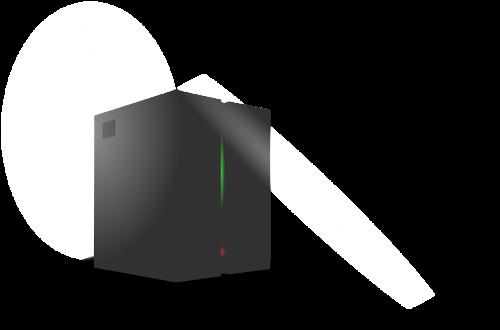 server technology datacenter