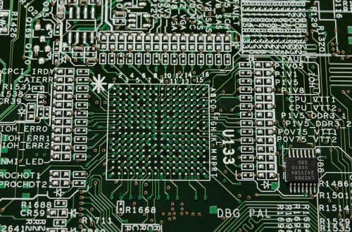 server circuit board electronics