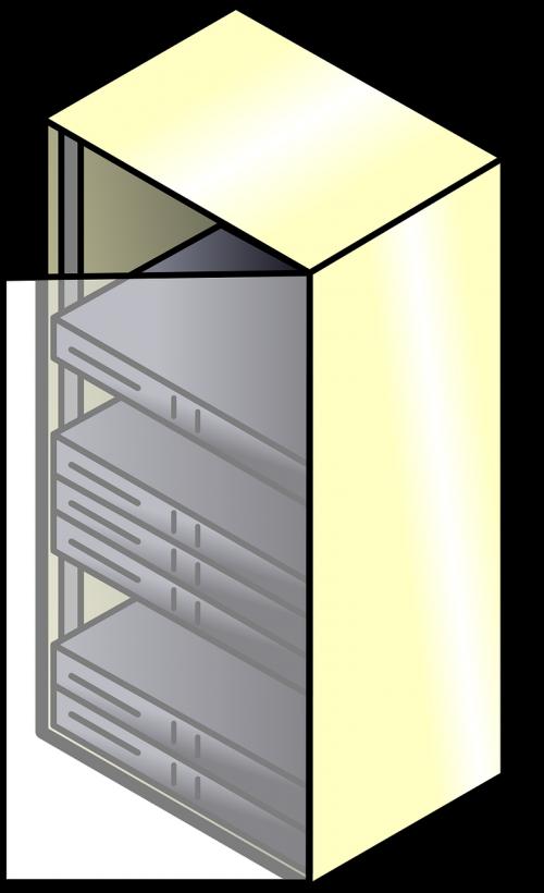 server rack servers mount