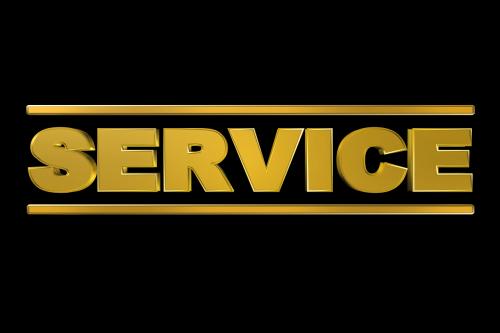 service 5 star service quality
