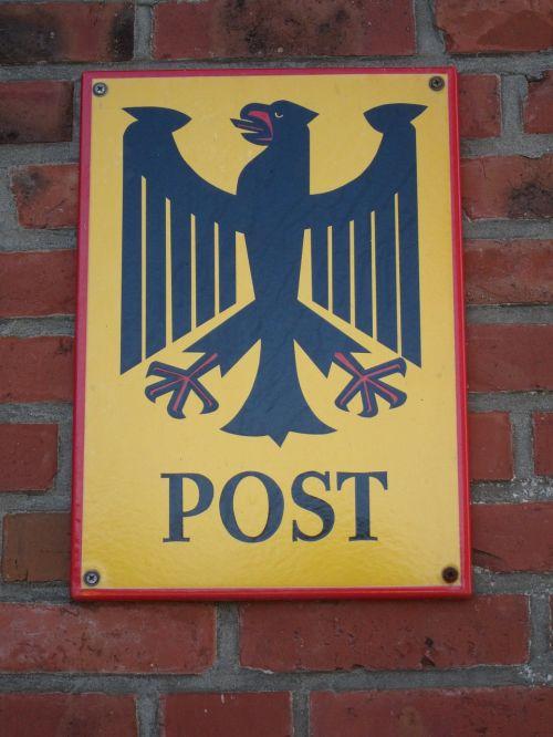 service shield post