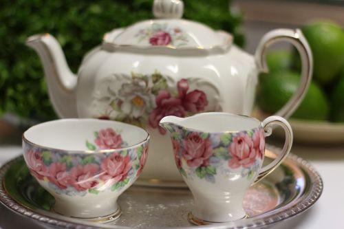 service teacup cup
