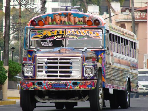 service bus panama city
