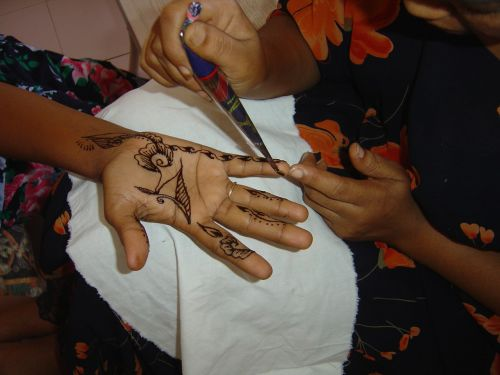 session tattoo henna