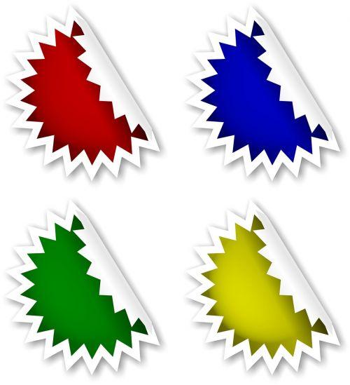 set icons stickers