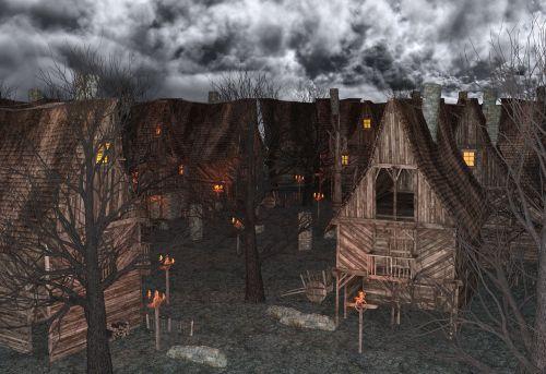 settlement city place