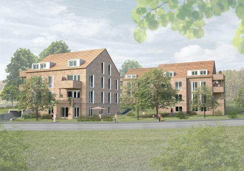 settlement architecture visualization