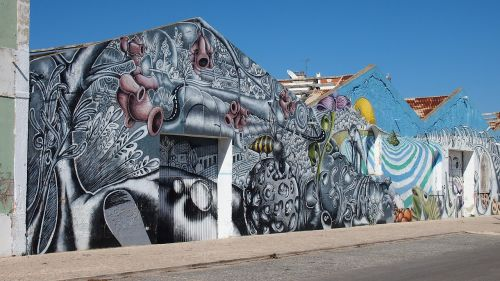 setúbal graffiti contemporary